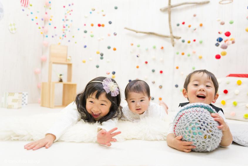 ファミリー撮影会★節分・豆まき・バレンタイン★表参道