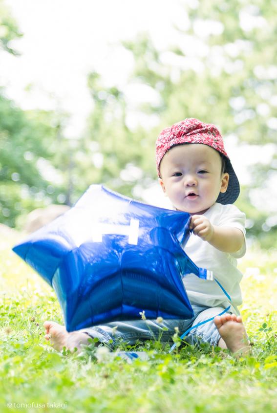 出張撮影☆家族写真☆1歳誕生日☆葛西臨海公園