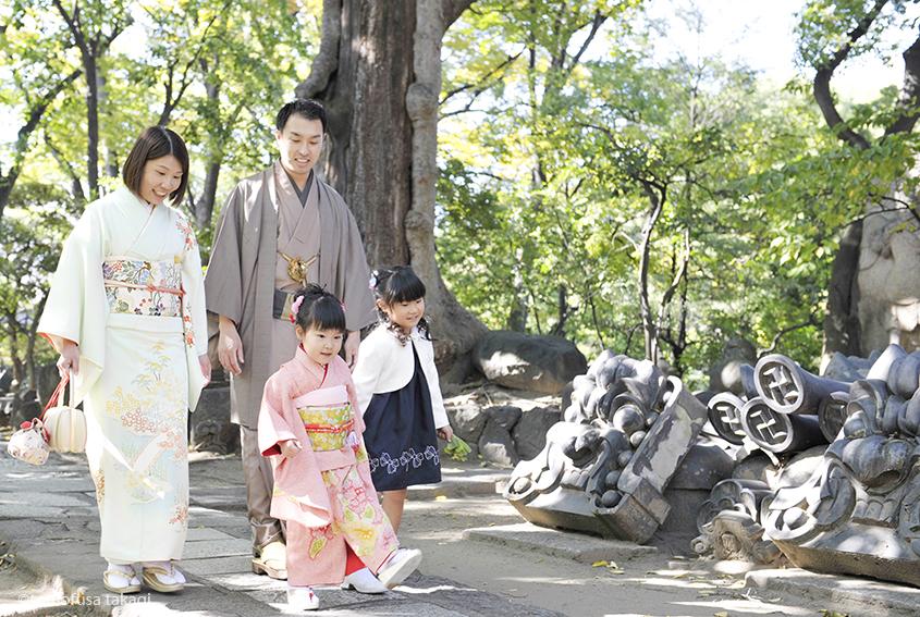 出張撮影・家族写真☆七五三☆浅草寺