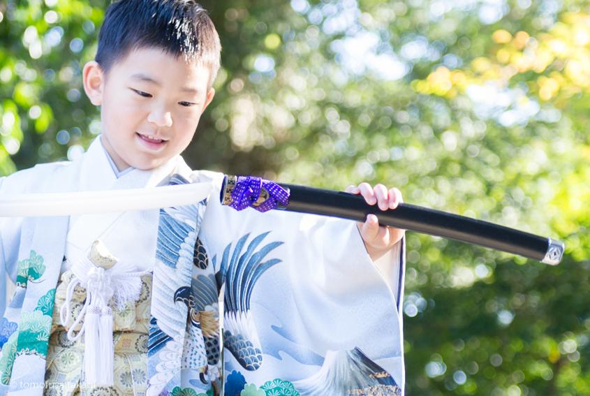 出張撮影☆七五三☆神鳥前川神社