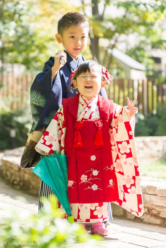 出張撮影☆七五三☆香取神社