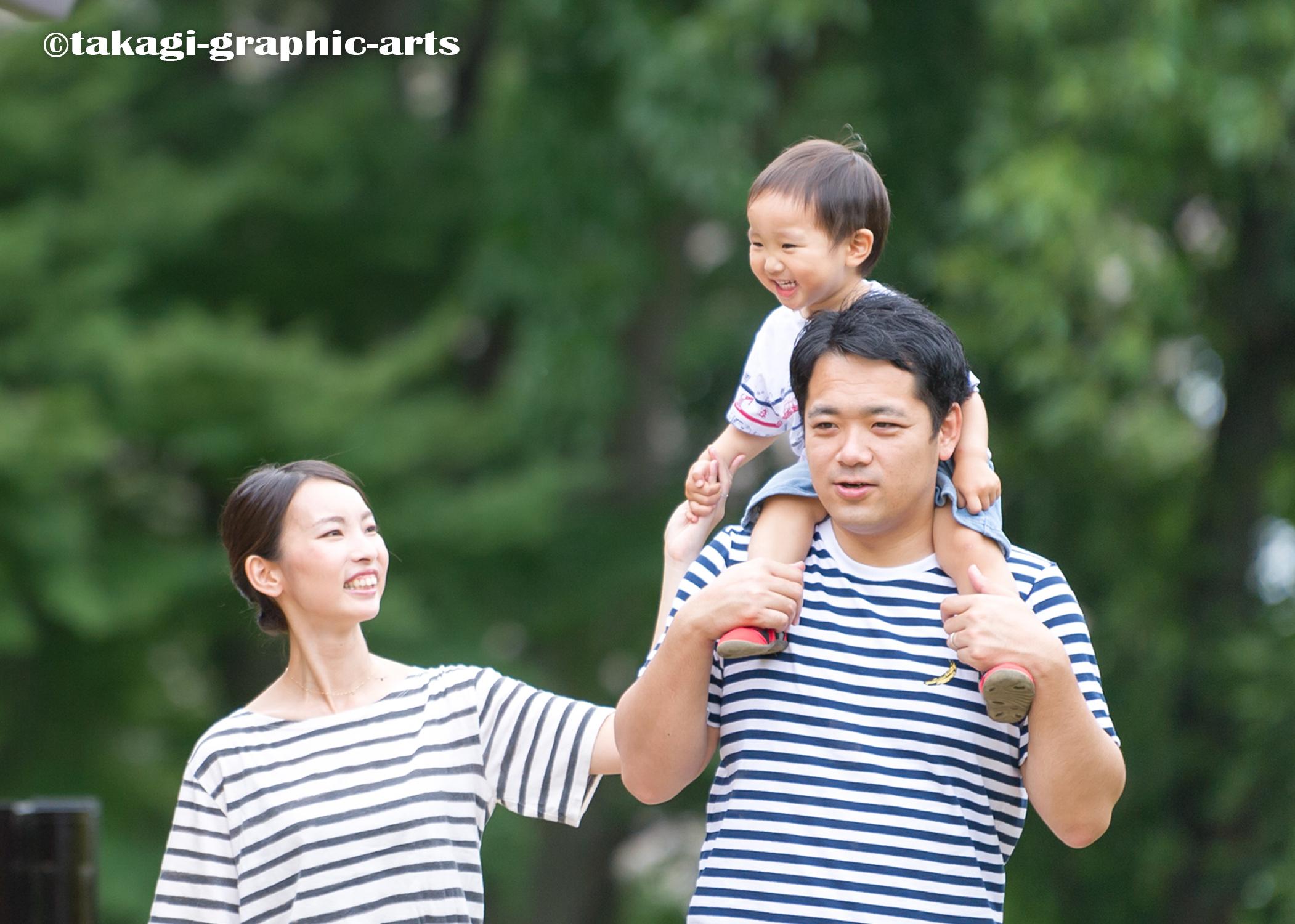 出張撮影/家族写真/2歳誕生日/旧高橋家住宅