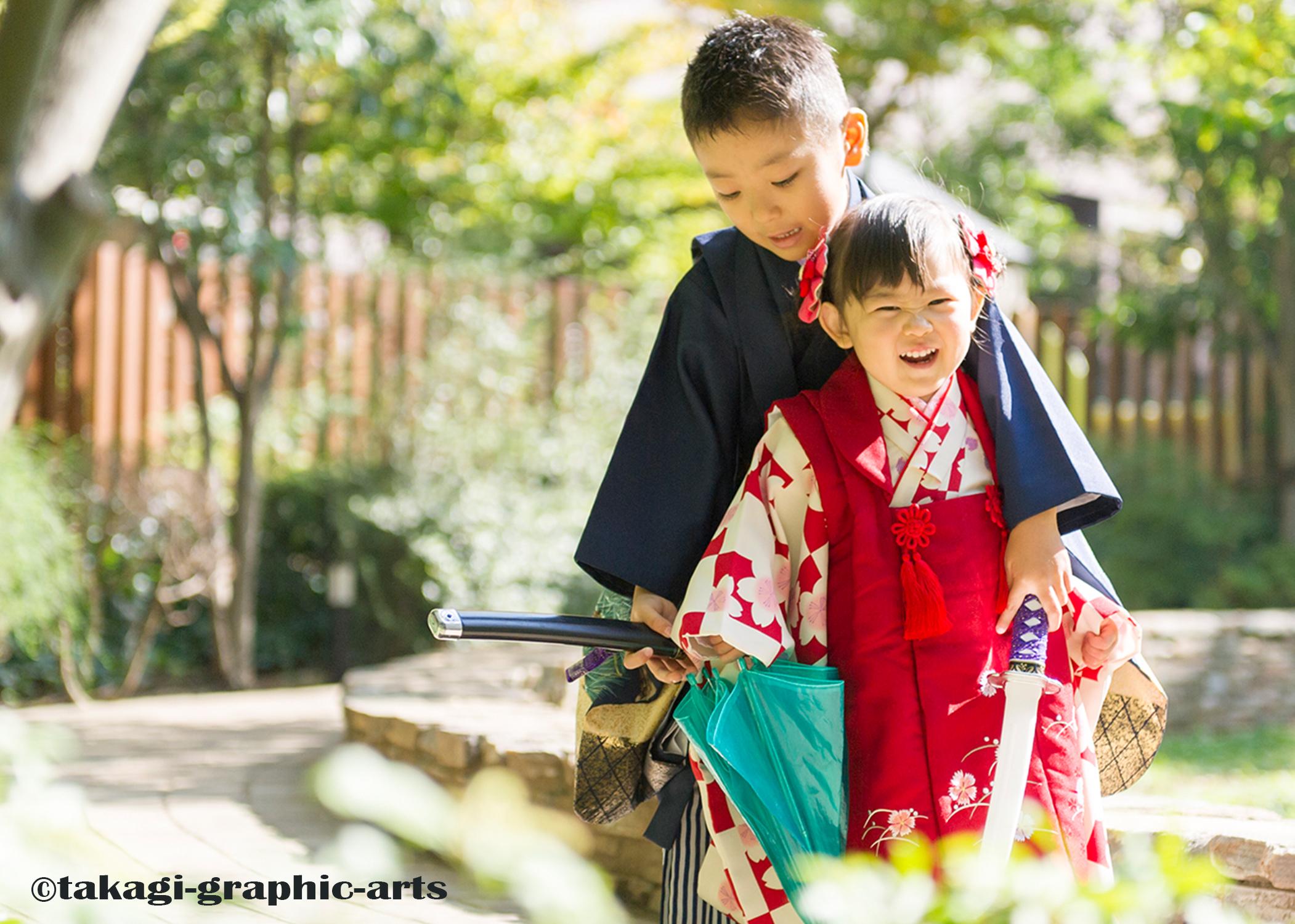 出張撮影/七五三/亀戸香取神社
