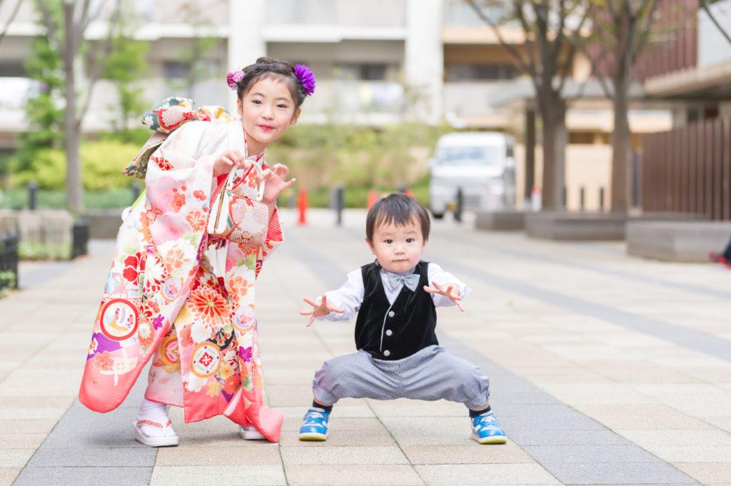 七五三撮影@千葉県習志野市「菊田神社」